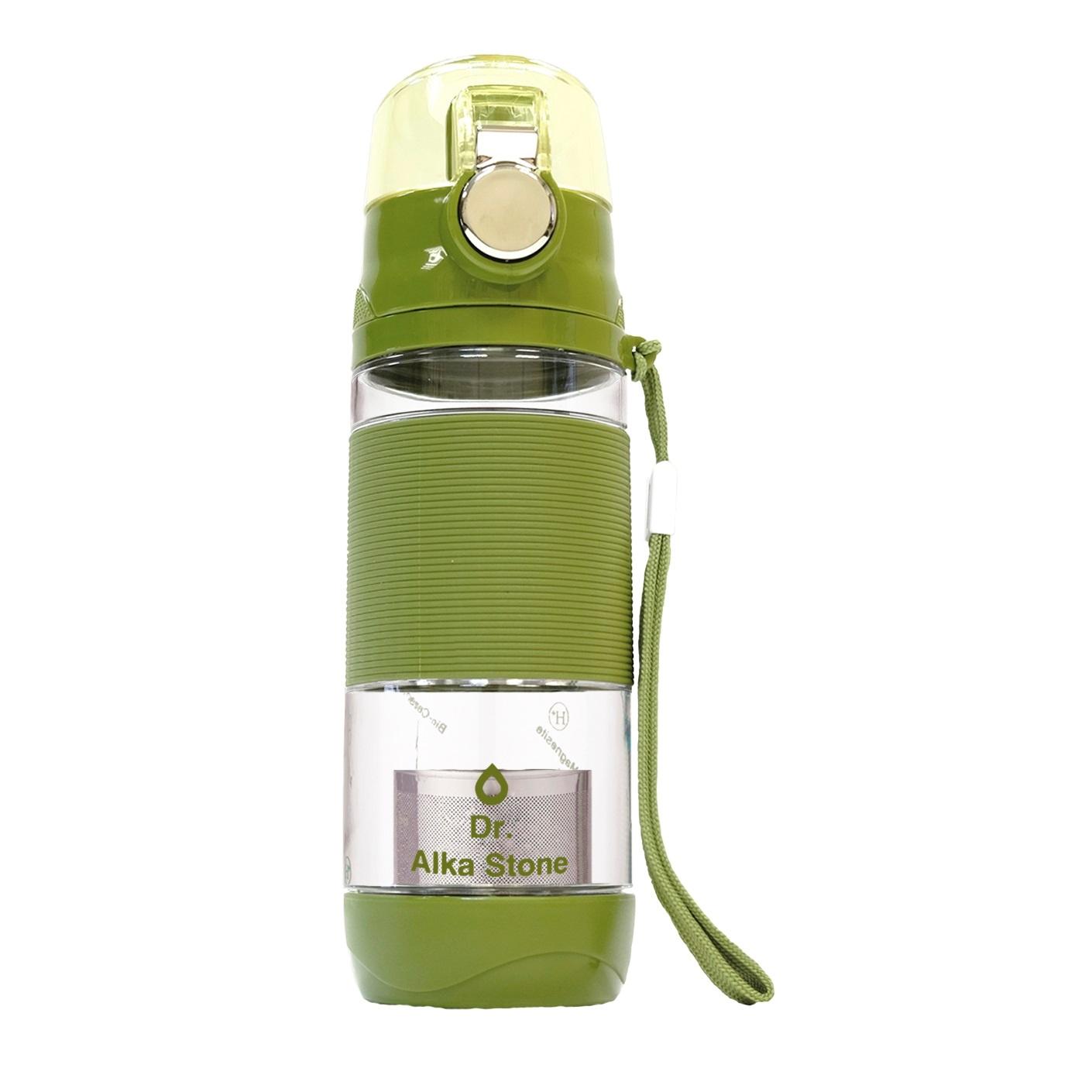 Средство для смягчения воды Dr.Alkastone Колба Аква обогатитель 450 мл, зеленый, 320