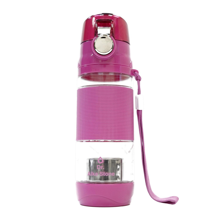 Средство для смягчения воды Dr.Alkastone Колба Аква обогатитель 450 мл, розовый, 320