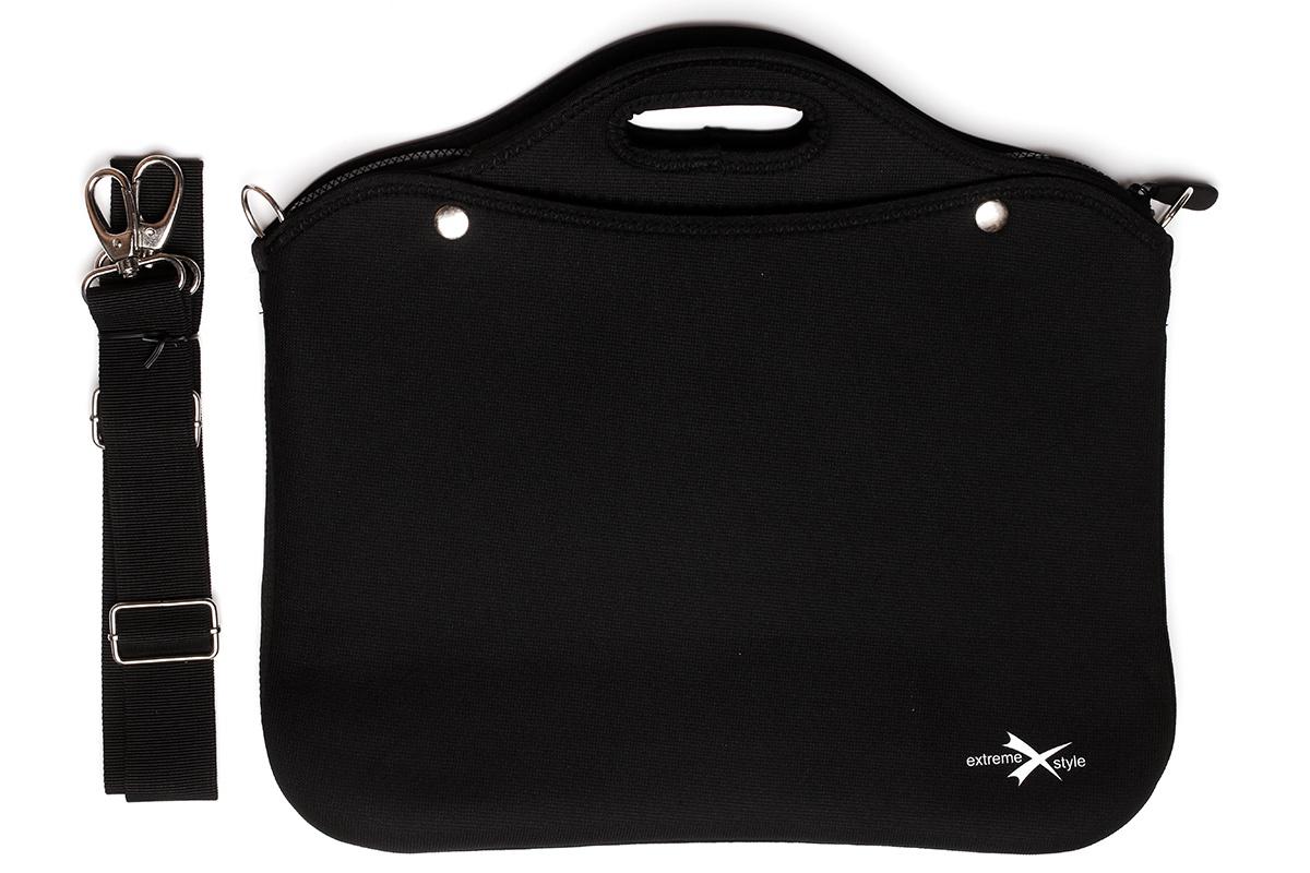 Сумка для ноутбука Extreme Style EXL14, черный