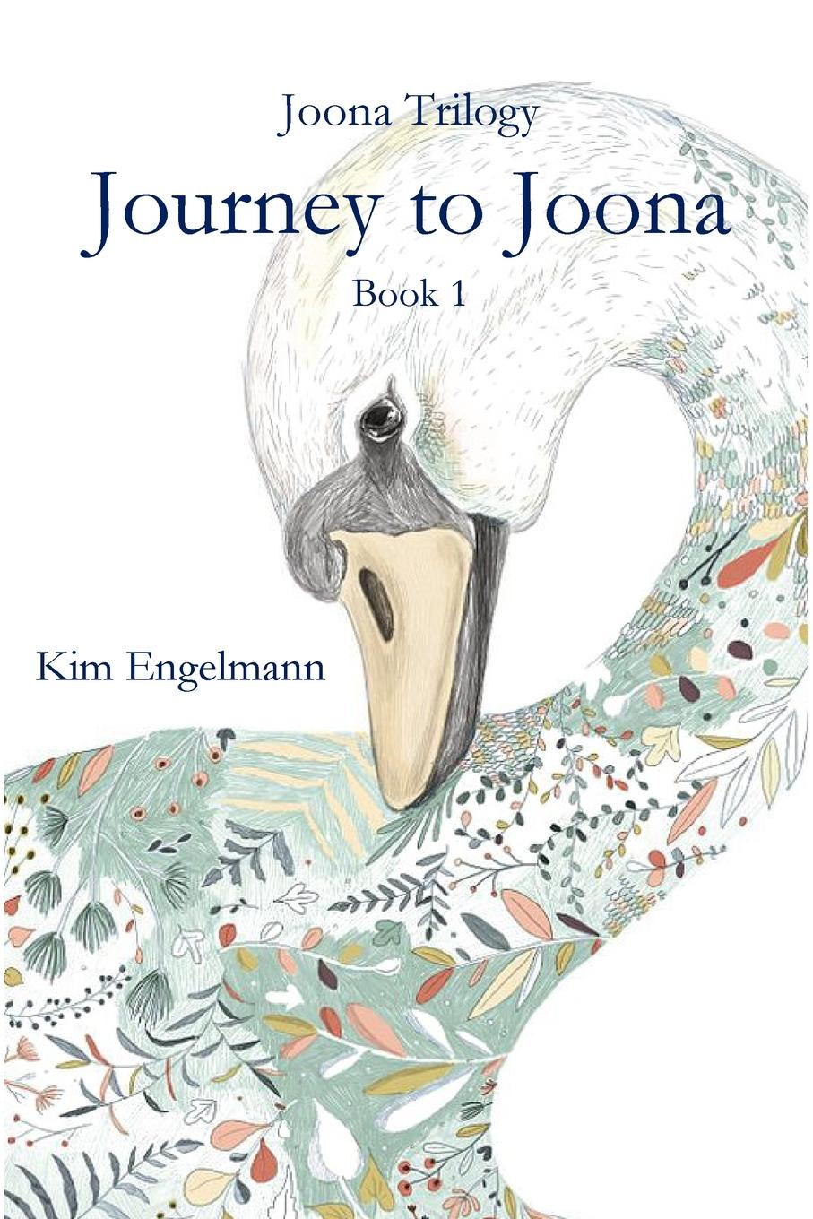 Kim Engelmann Journey to Joona. Book 1 margaret way guardian to the heiress