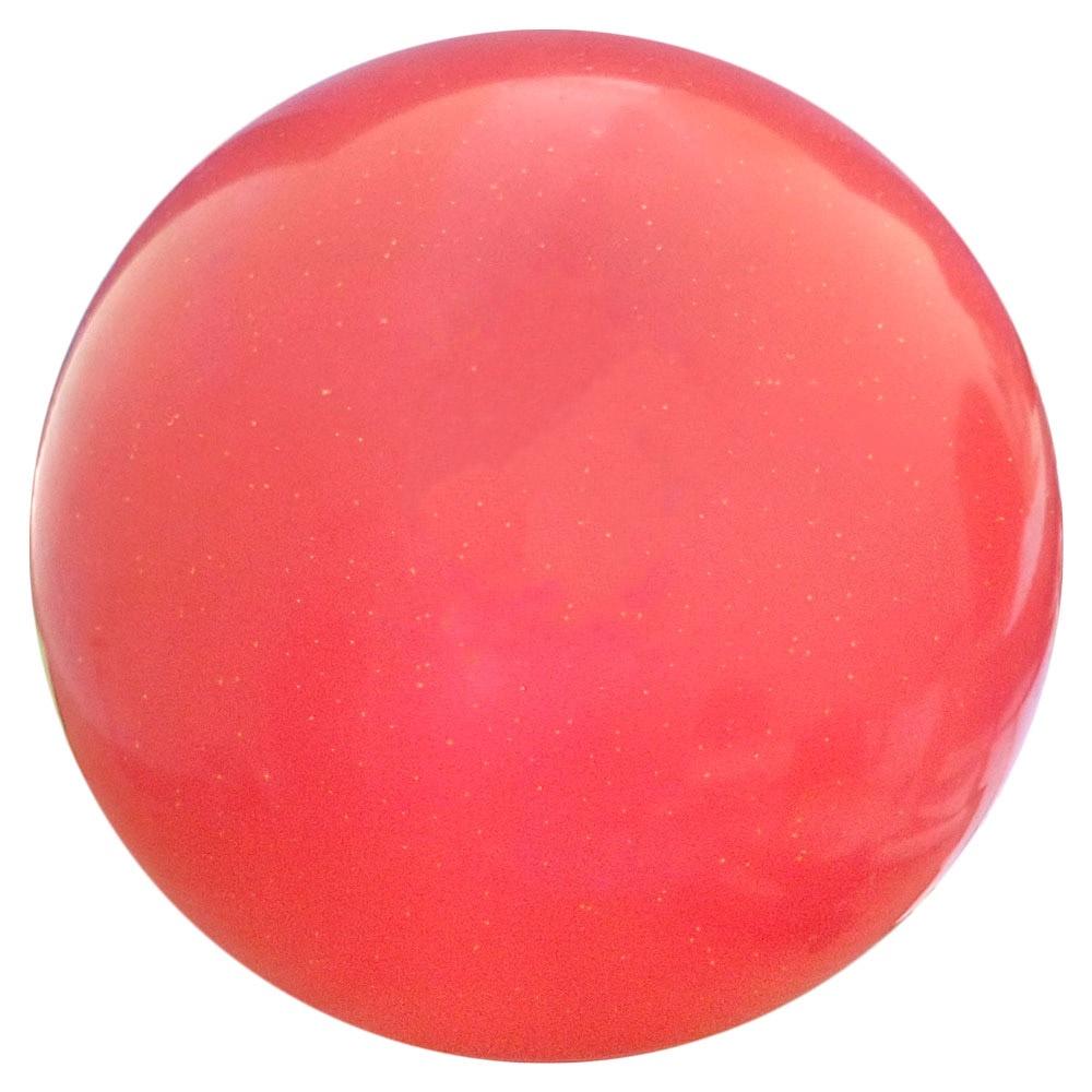 Мяч для художественной гимнастики T07574 с блестками мяч для художественной гимнастики indigo силиконовый цвет фуксия диаметр 15 см