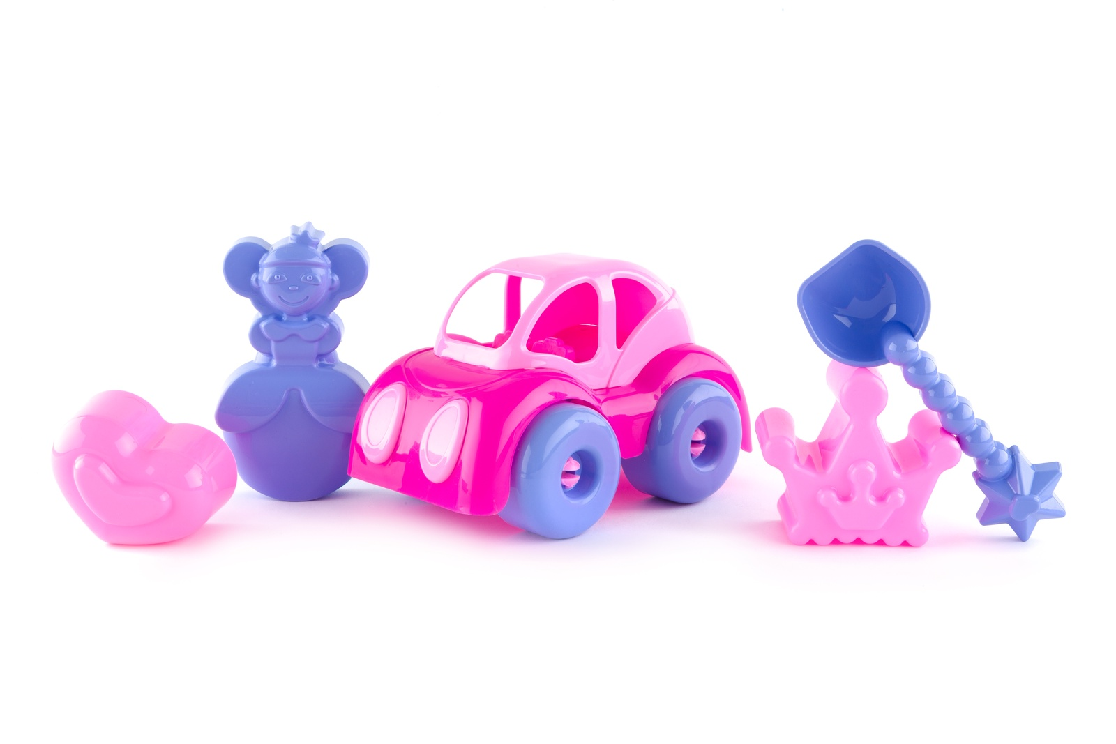 Игрушка для песочницы Пластмастер 70112 игрушка пластмастер набор овощное ассорти разноцветный