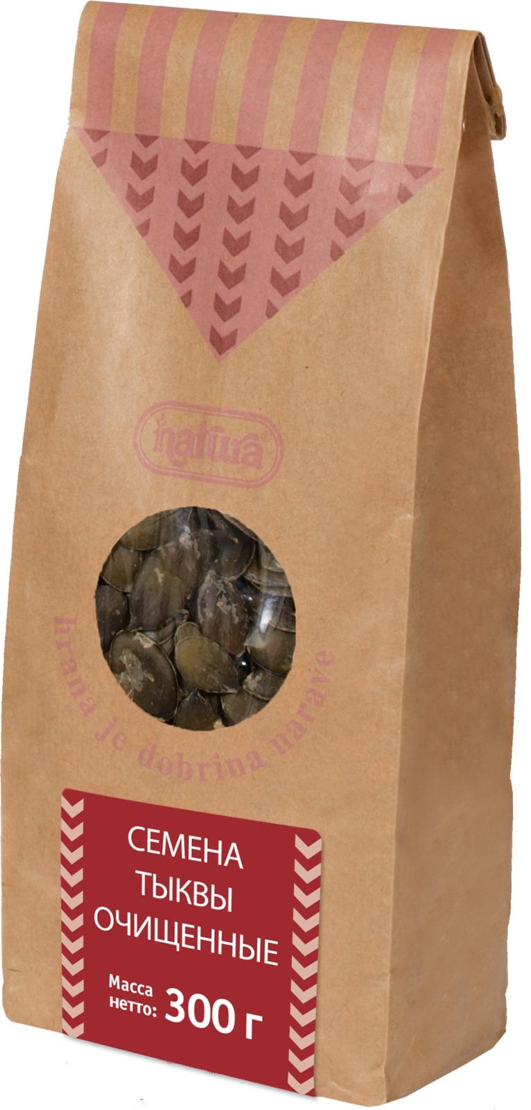 Zito Natura Семена тыквы очищенные, 300 г цена