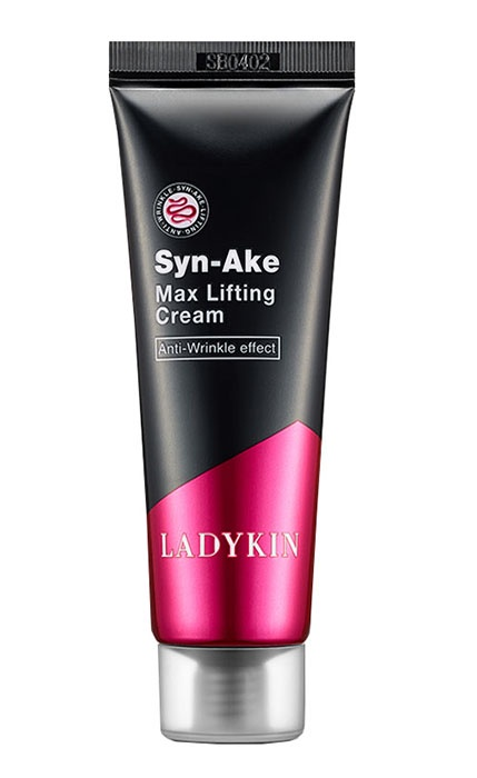 Крем со змеиным ядом  LadyKin SynAke Max Lifting Cream LadyKin