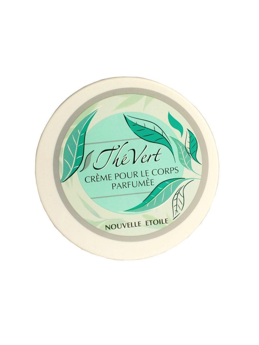 Крем для тела Новая заря парфюмированный тонизирующий Зеленый чай 250 мл mugler angel парфюмированный крем для тела angel парфюмированный крем для тела