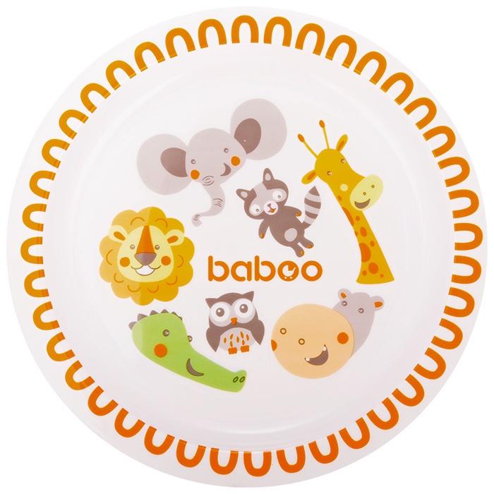Тарелка BABOO Safari