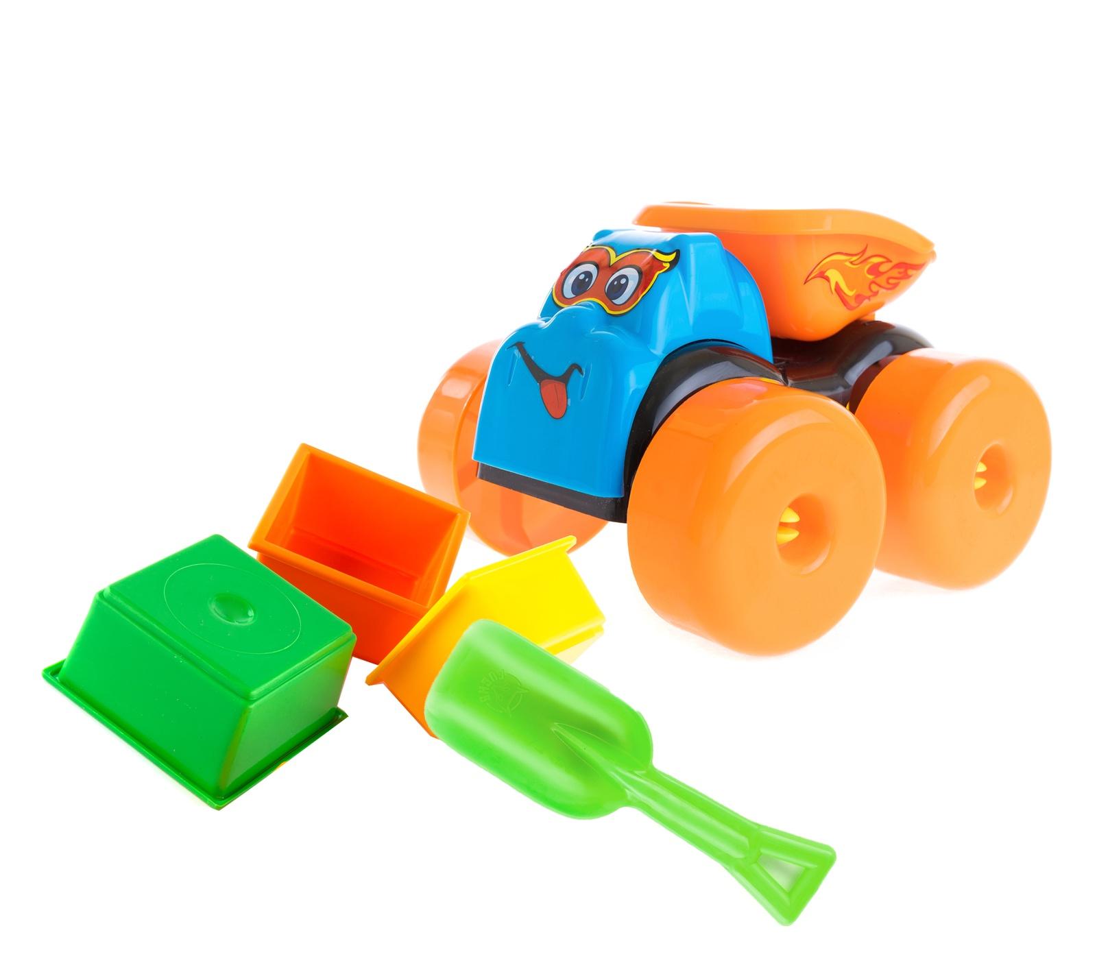 Фото - Игрушка для песочницы Пластмастер 70174 набор пластмастер 70174 добряк на пляже