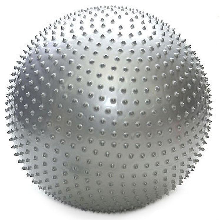 Мяч гимнастический массажный HKGB801PP 65 см. мяч гимнастический togu myball soft 65 cм красный мяч гимнастический togu myball soft 65 cм