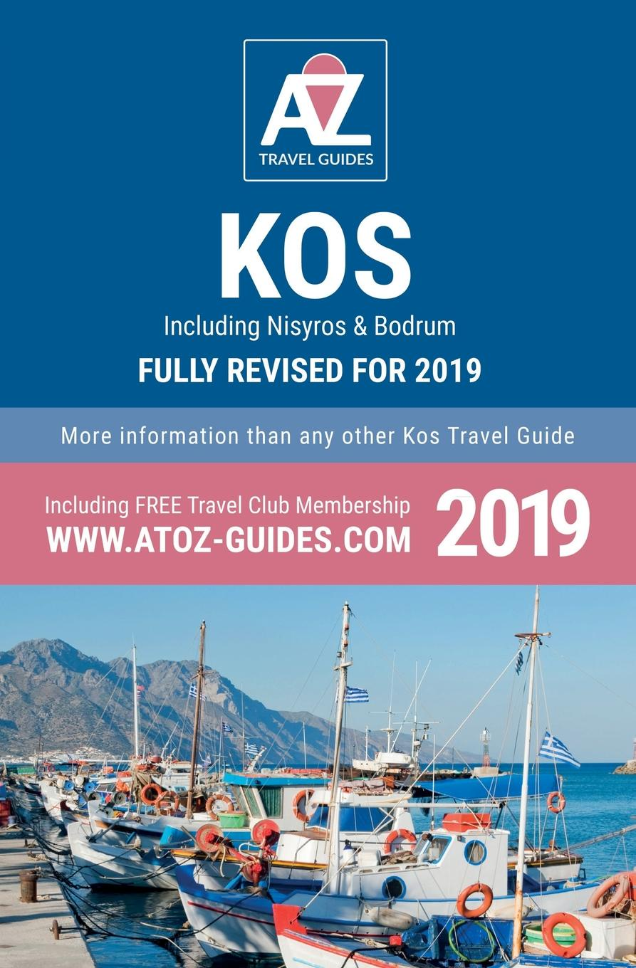 Tony Oswin A to Z guide to Kos 2019, including Nisyros and Bodrum