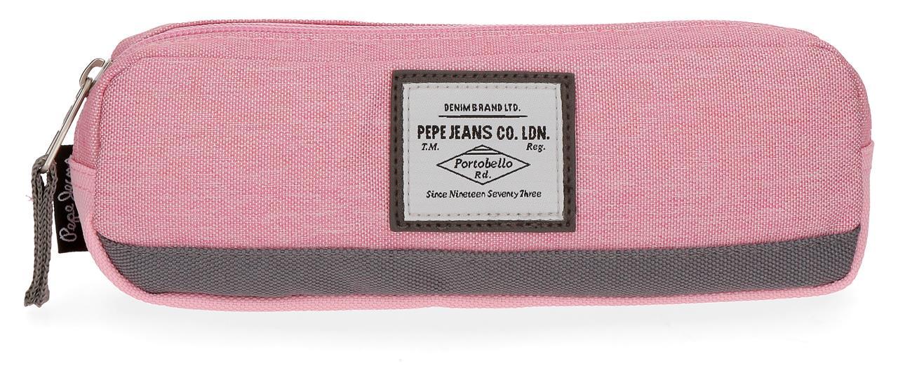 Пенал Pepe Jeans 6284063, розовый
