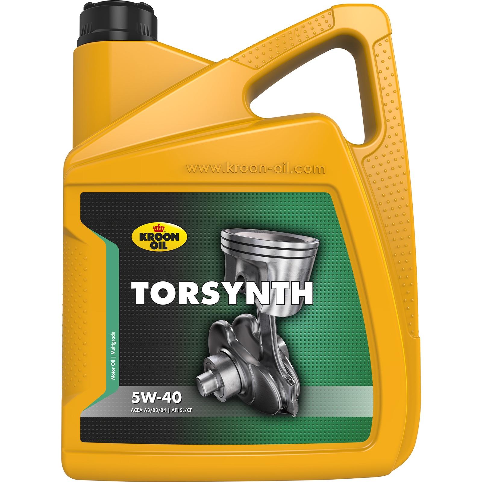 Моторное масло Kroon-Oil Torsynth 5W40