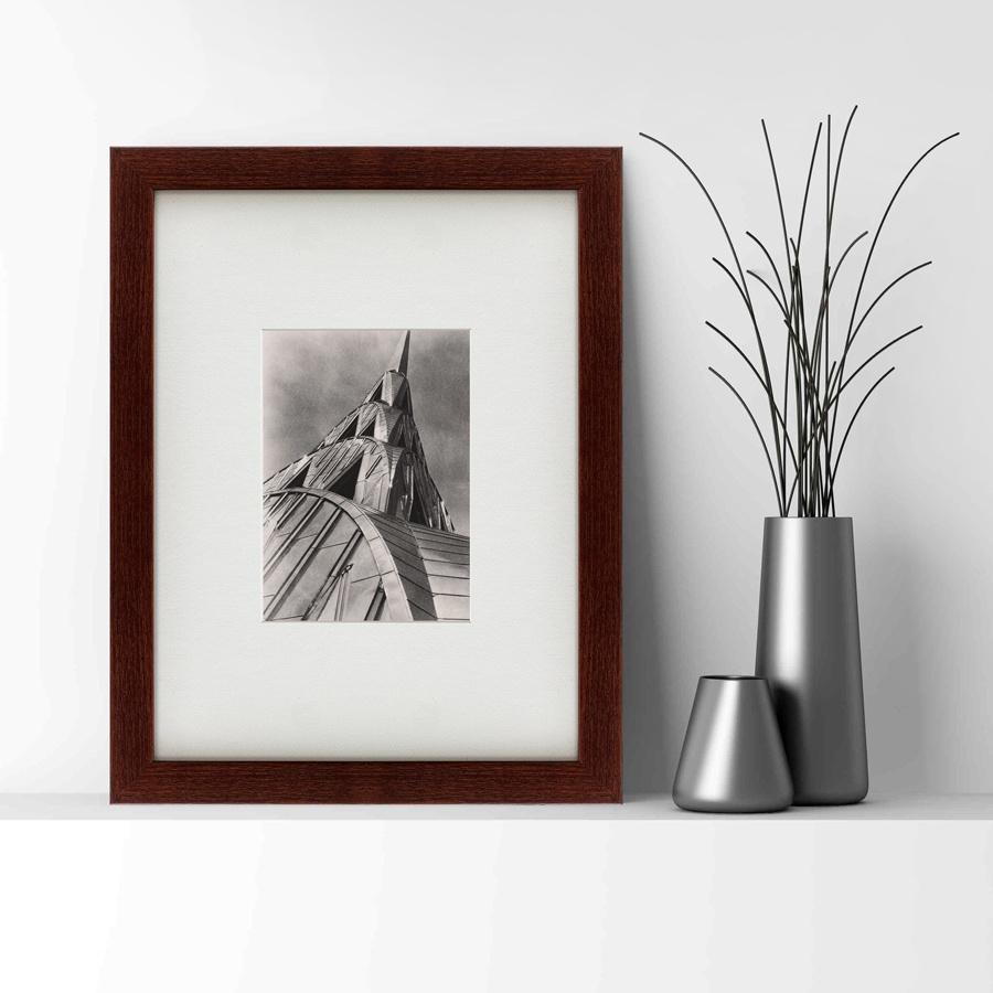 Картина Картины В Квартиру Крайслер билдинг, 1932г, Бумага картины постеры гобелены панно картины в квартиру картина бесконечность линий 35х35 см