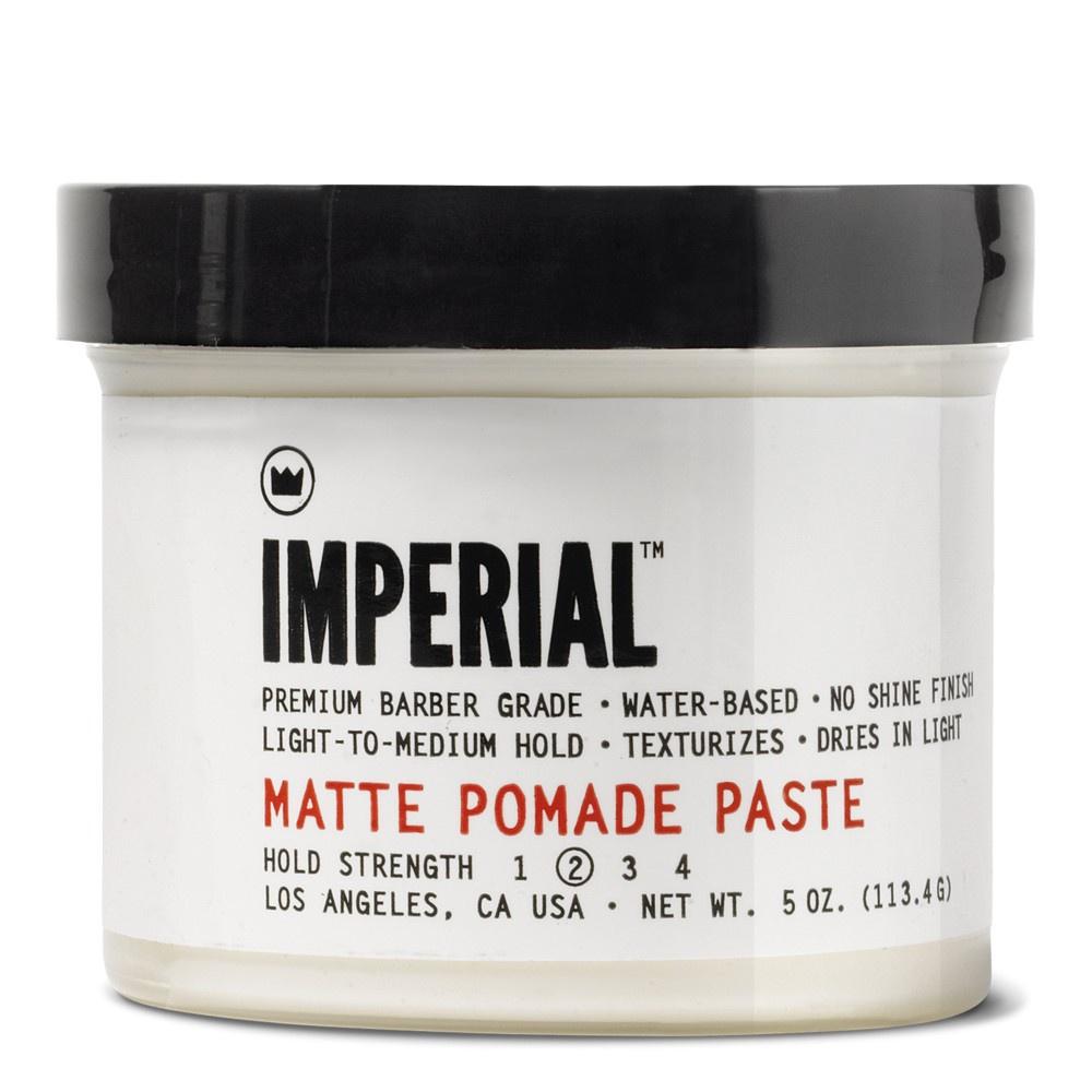 Моделирующая Паста для Волос Умеренной Фиксации Imperial Barber Matte Pomade Paste 113 гр