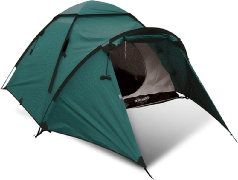 """Палатка Talberg """"BONZER 4"""", цвет: зеленый"""