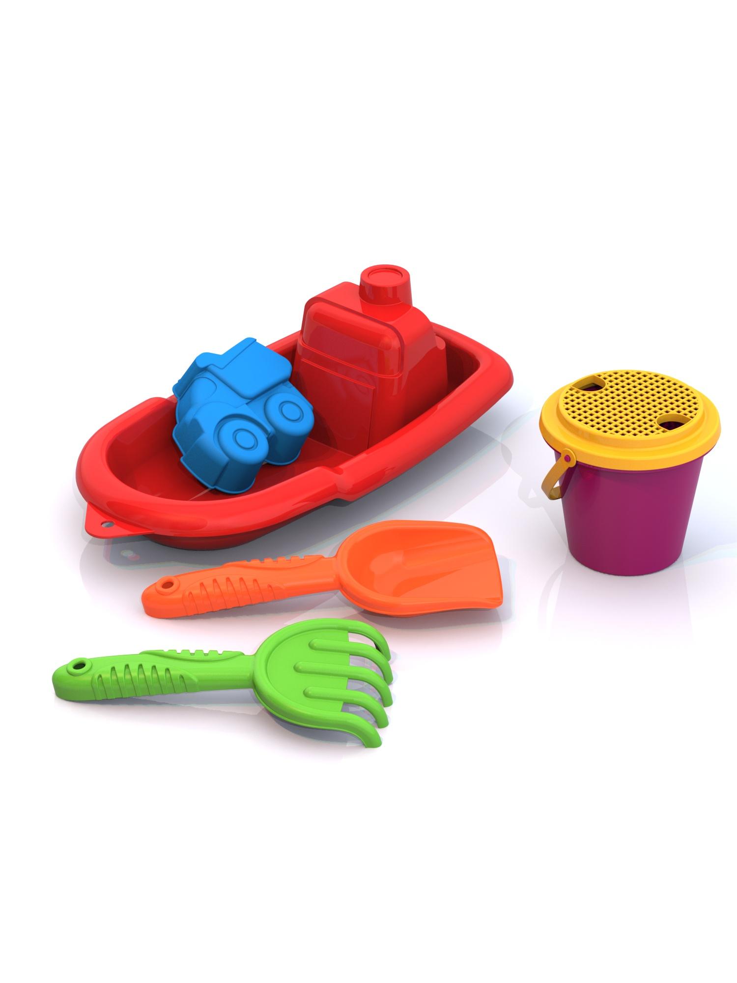 формочки игрушечные нордпласт формочка игрушечная Игровой набор Нордпласт 089
