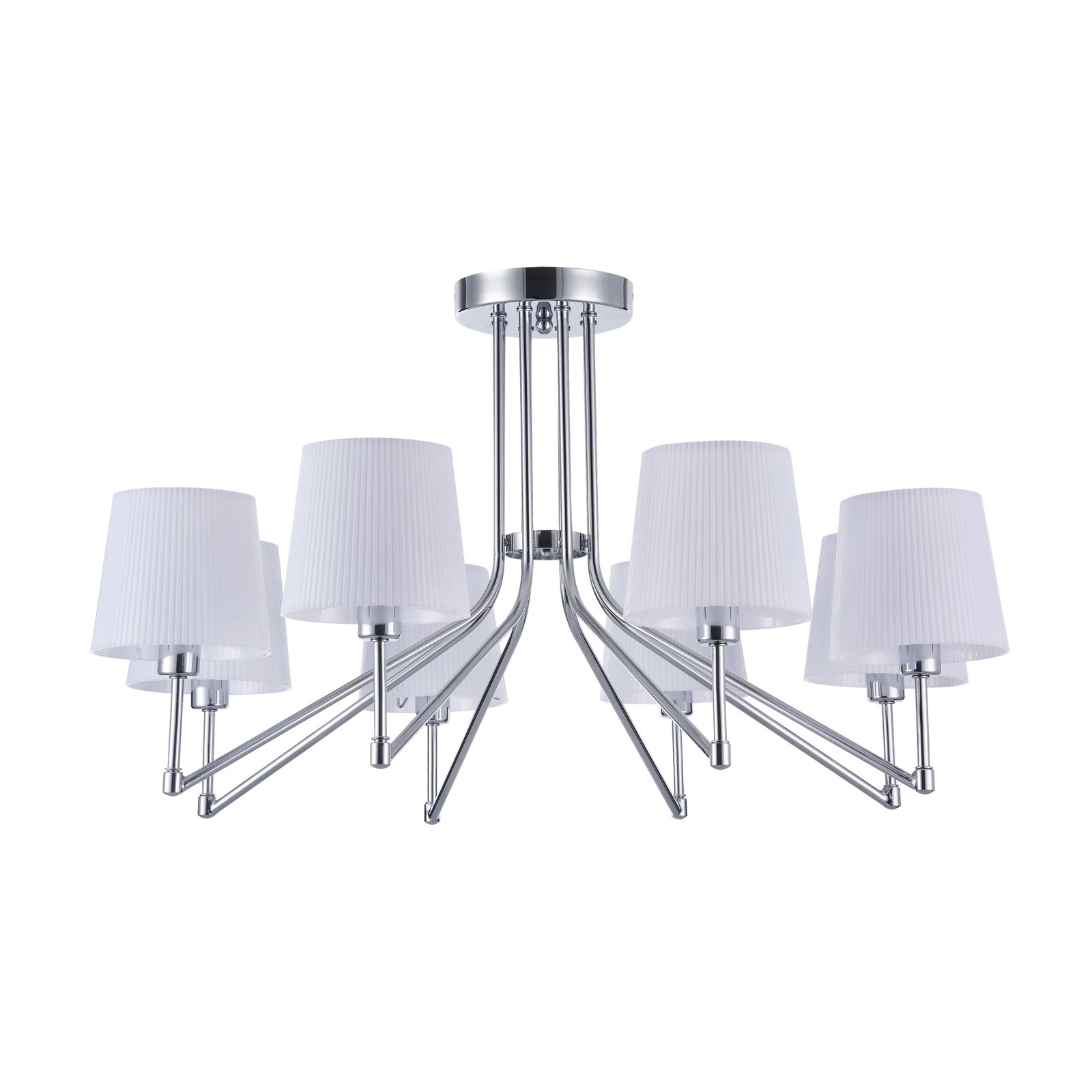 Потолочный светильник Freya FR5051-CL-08-CH люстра freya freya fr5051 cl 08 ch