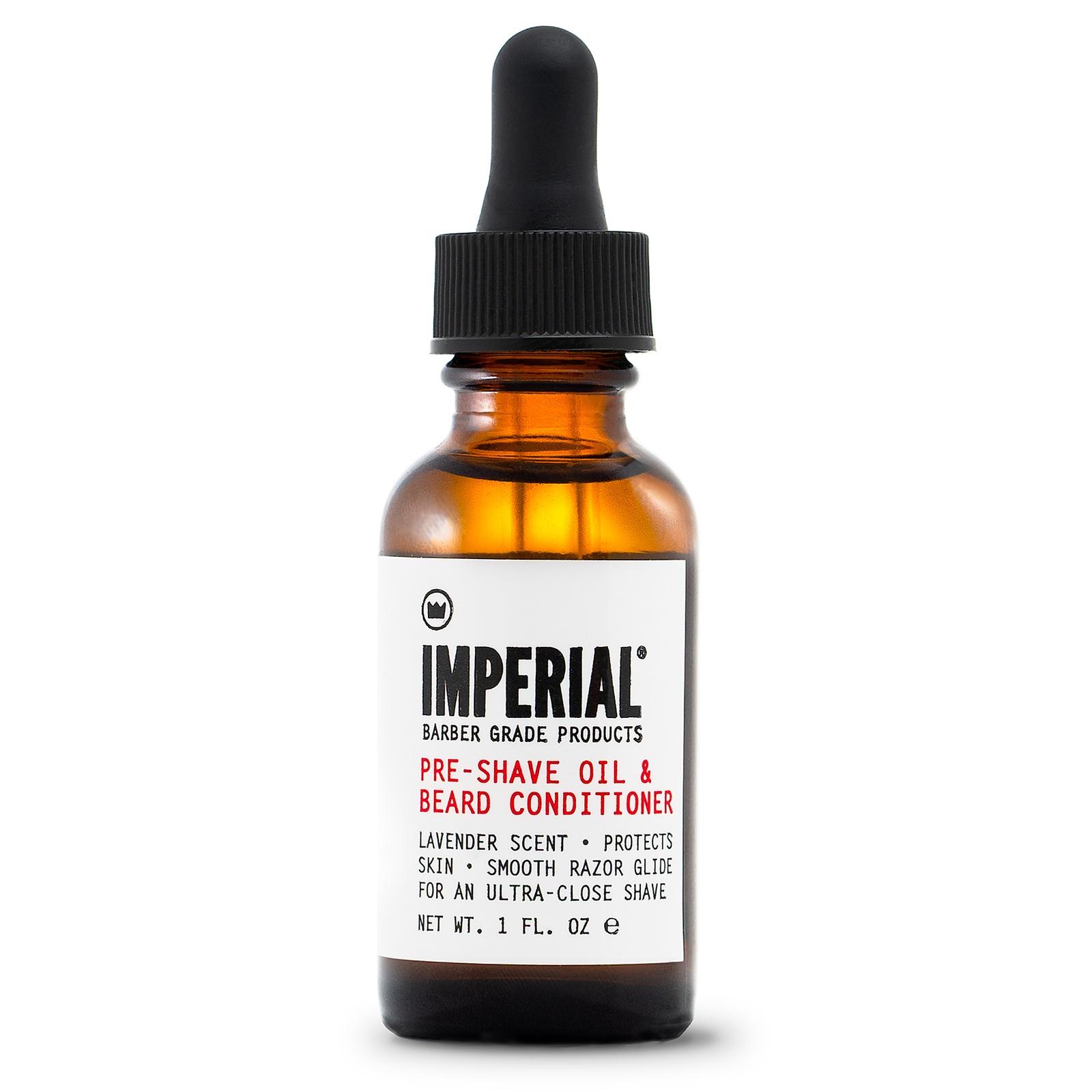 Масло для Бороды Imperial Barber Oil Beard Conditioner 30 мл