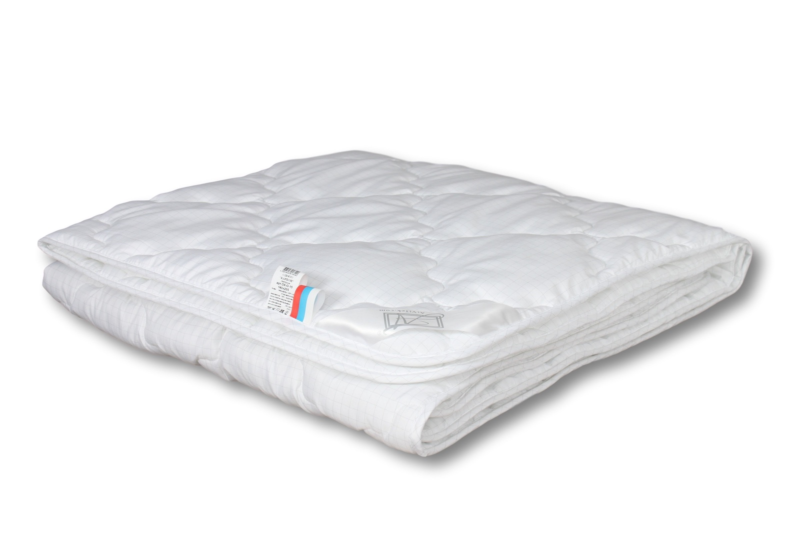 "Одеяло Альвитек ""Карбон"" легкое, размер 140 х 205"
