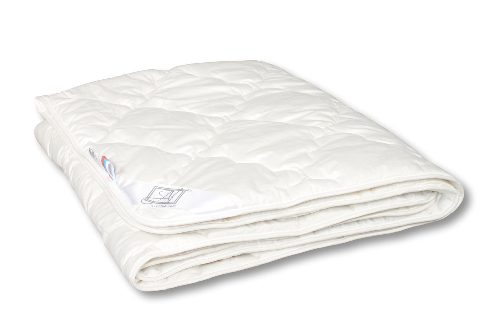"""Одеяло Альвитек """"Кашемир"""" легкое, размер: 172 х 205"""