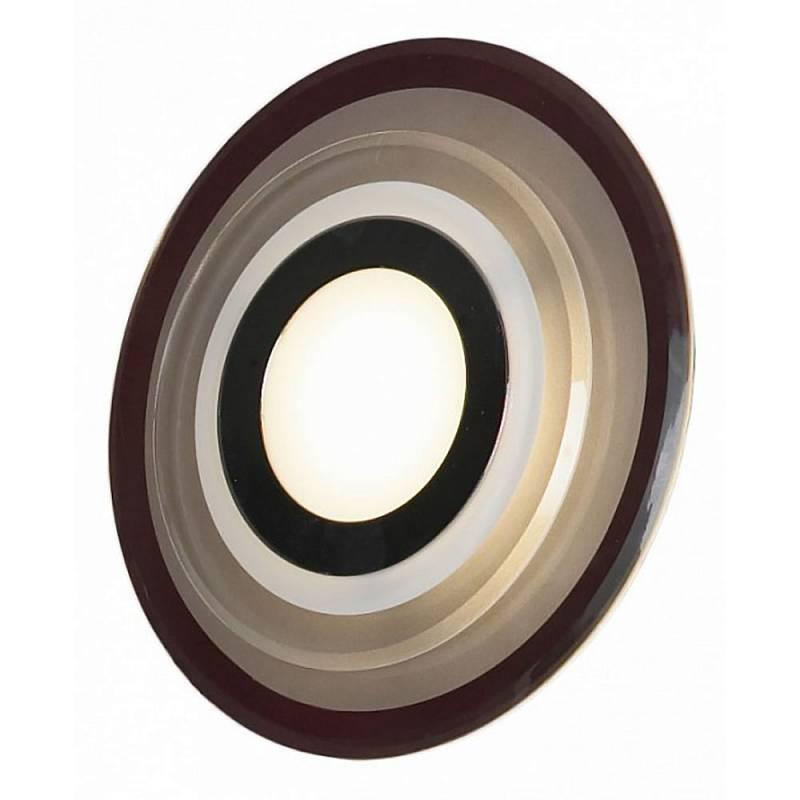 Настенный светильник Lussole LSN-0741-01, разноцветный настенный светильник lussole lsn 0711 01