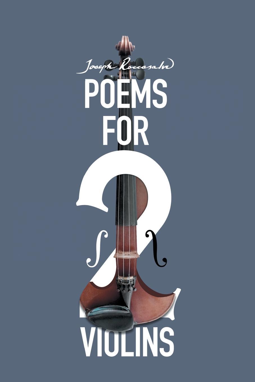 Joseph Roccasalvo Poems for Two Violins zest zest 23742 3