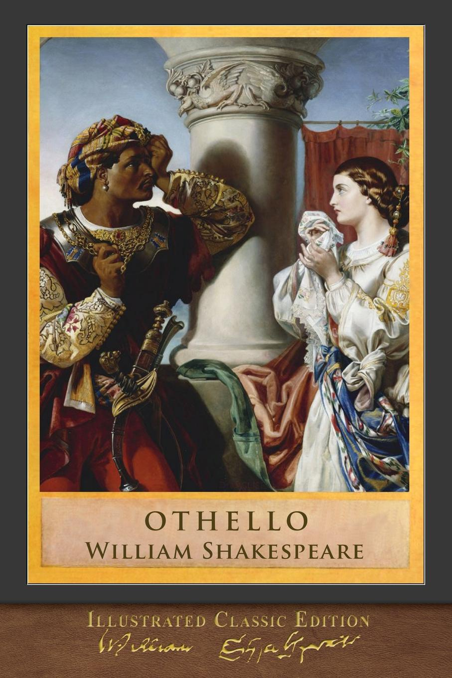 William Shakespeare Othello. Illustrated Shakespeare william shakespeare othello illustrated shakespeare