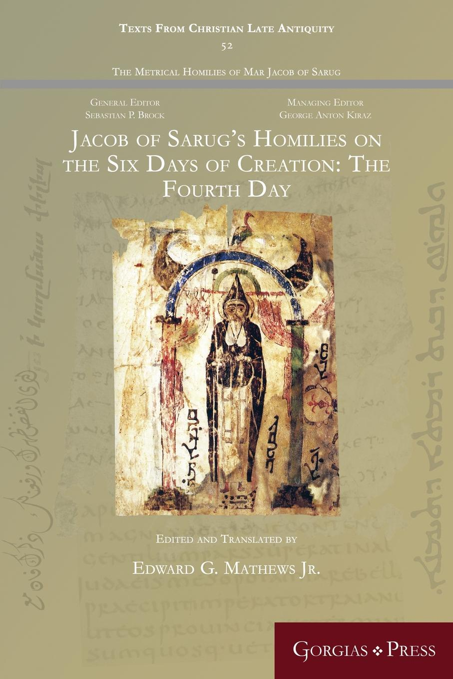 цена Jacob of Sarug.s Homilies on the Six Days of Creation. The Fourth Day онлайн в 2017 году