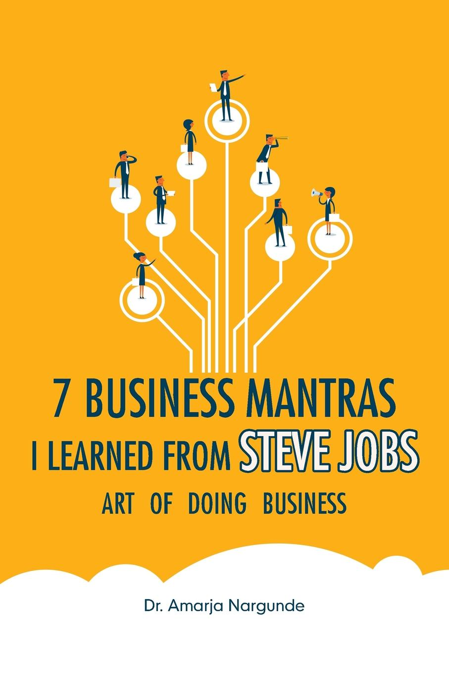 Dr. Amarja Nargunde Art of Doing Business. 7 Business Mantras I Learned from Steve Jobs making your mark in hotel industry jobs