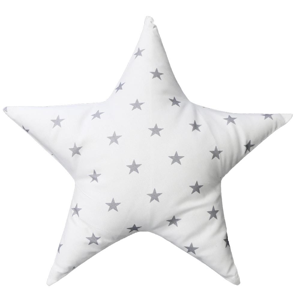 Детская подушка Подушка Звездочка белая электрические подножки пороги с подсветкой led для haval f7 хавал ф7 2018