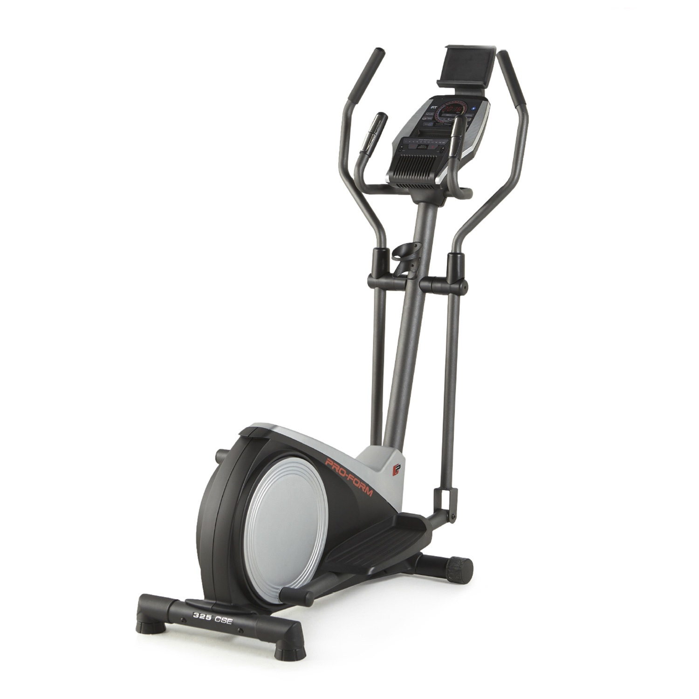 Эллиптический тренажер Pro-Form 325CSE, черно-серый