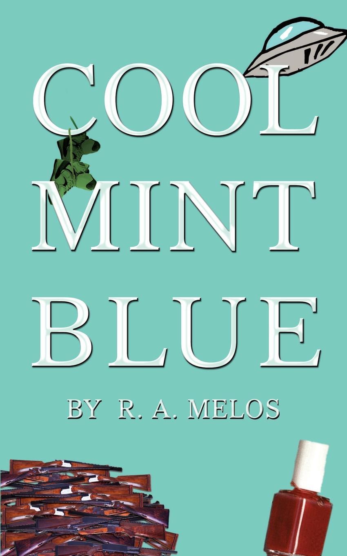 R.A. Melos Cool Mint Blue s cool сарафан трикотажный для девочки s cool