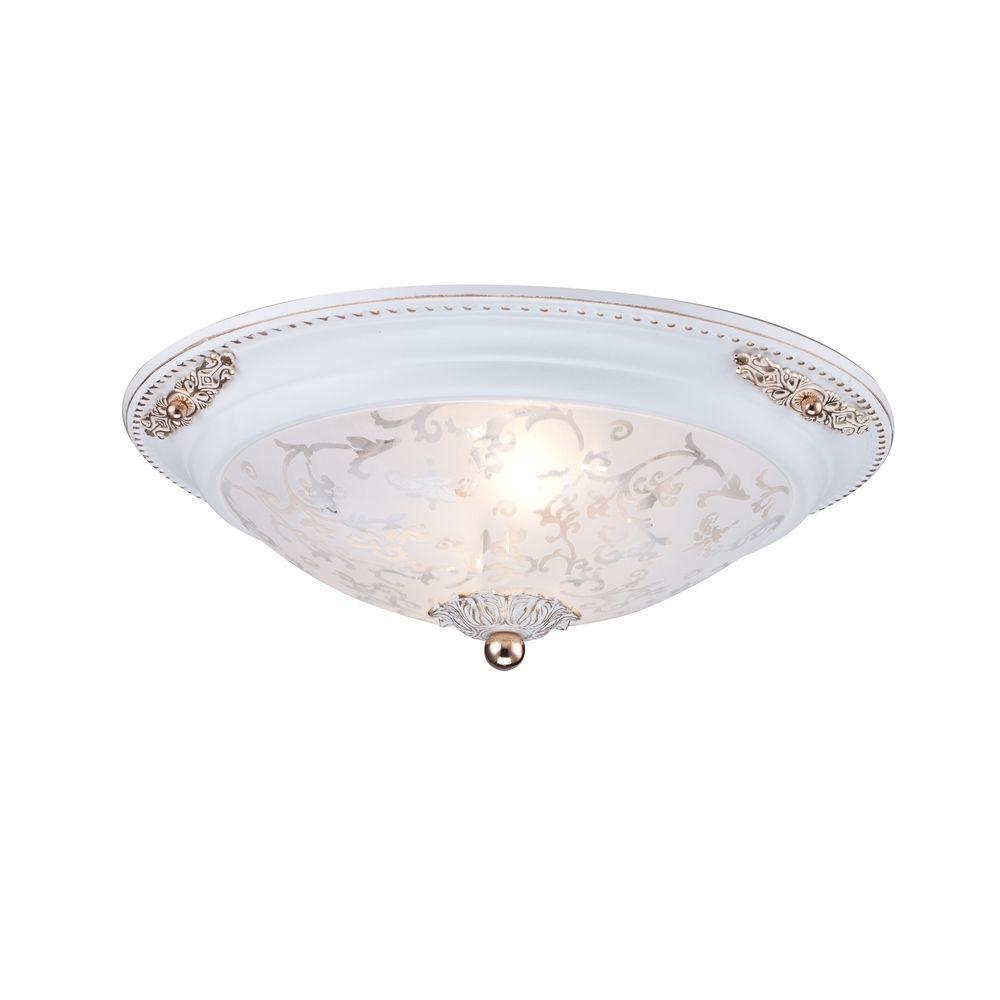 Потолочный светильник Maytoni C907-CL-02-W, белый maytoni потолочный светильник maytoni music 60 mod358 cl 01 60w w