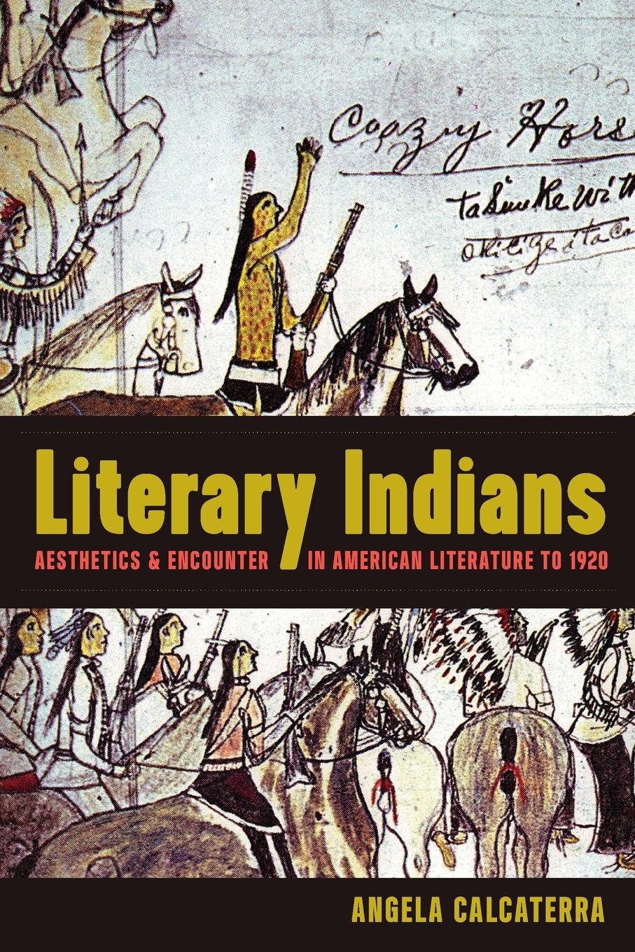 Angela Calcaterra Literary Indians. Aesthetics and Encounter in American Literature to 1920 bakhtin the formal method in literary scholarship