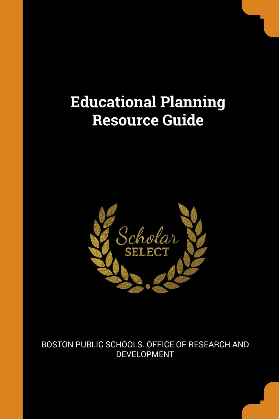 Educational Planning Resource Guide