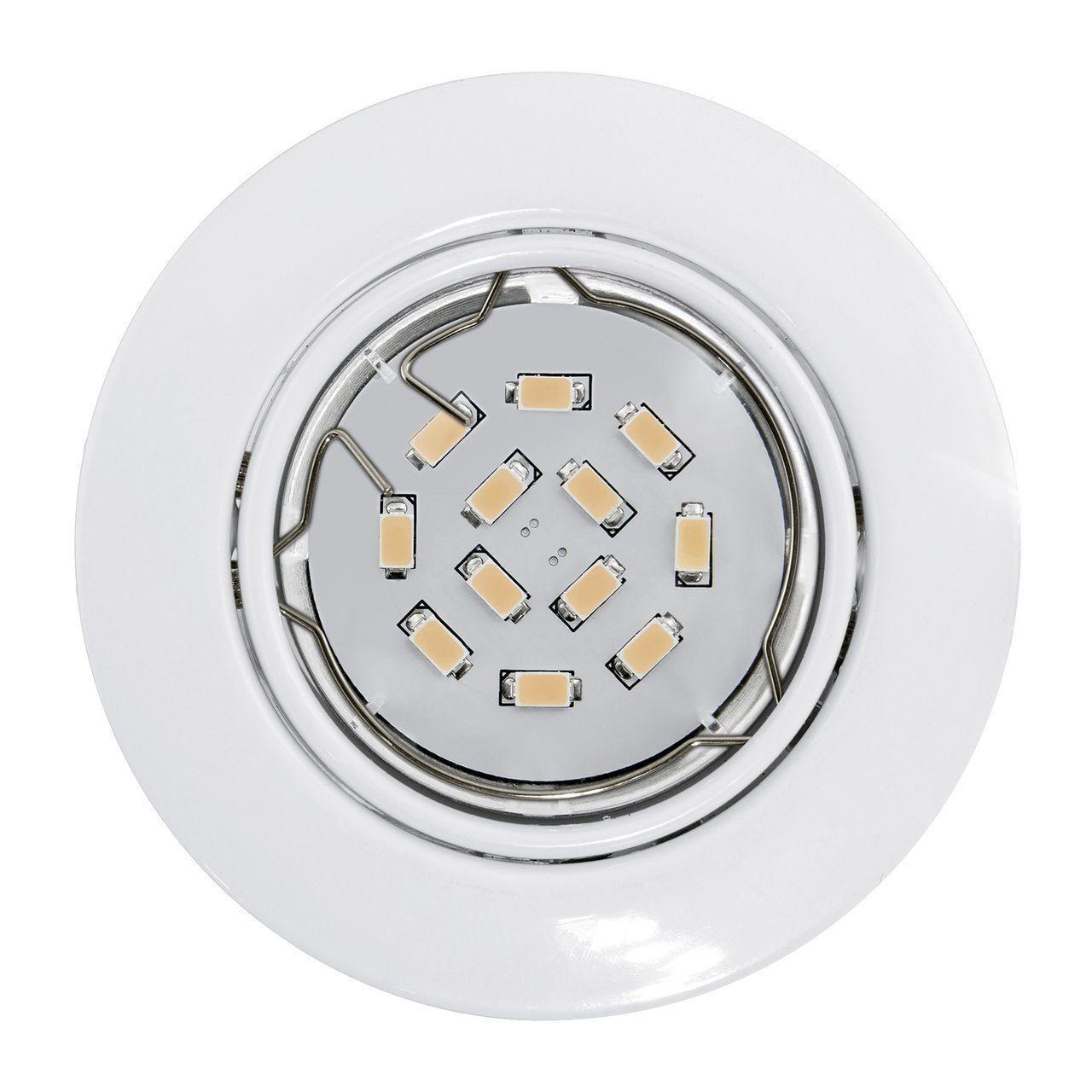 все цены на Встраиваемый светильник Eglo 94239, GU10, 5 Вт онлайн
