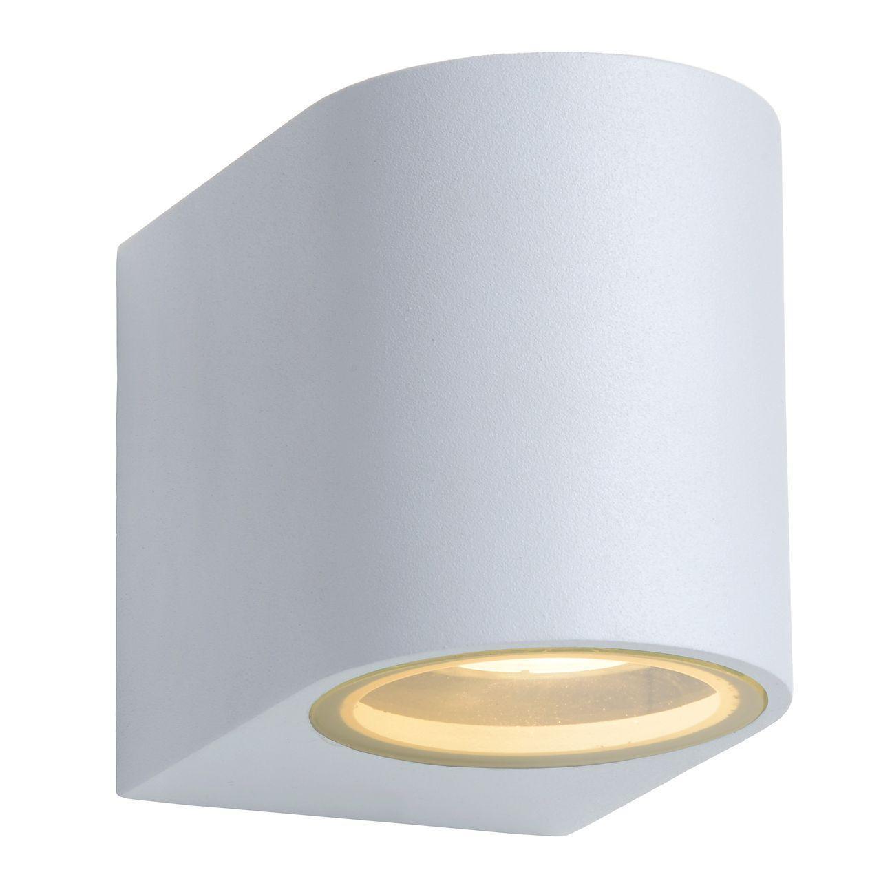 Уличный светильник Lucide 22861/05/31, белый уличный настенный светильник lucide dingo 14881 05 31