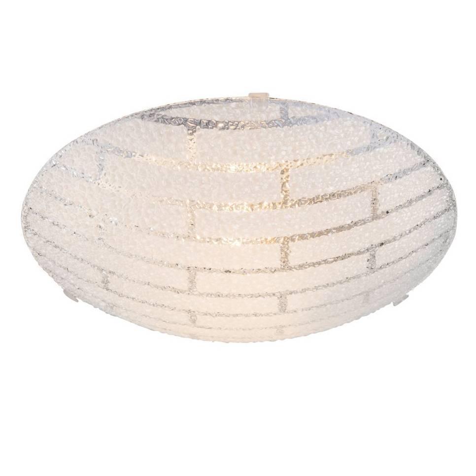 Потолочный светильник Globo 40003, белый накладной светильник calimero 40003