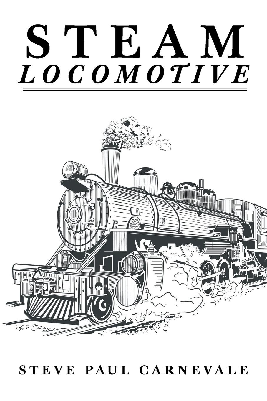 Steve Paul Carnevale Steam Locomotive