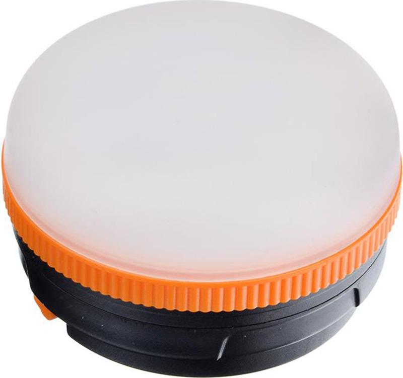 Кемпинговый фонарь Чингисхан, 6 LED, 5 Вт, 222-007, черный