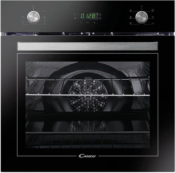 Встраиваемый духовой шкаф Candy FCT615NXL, черный