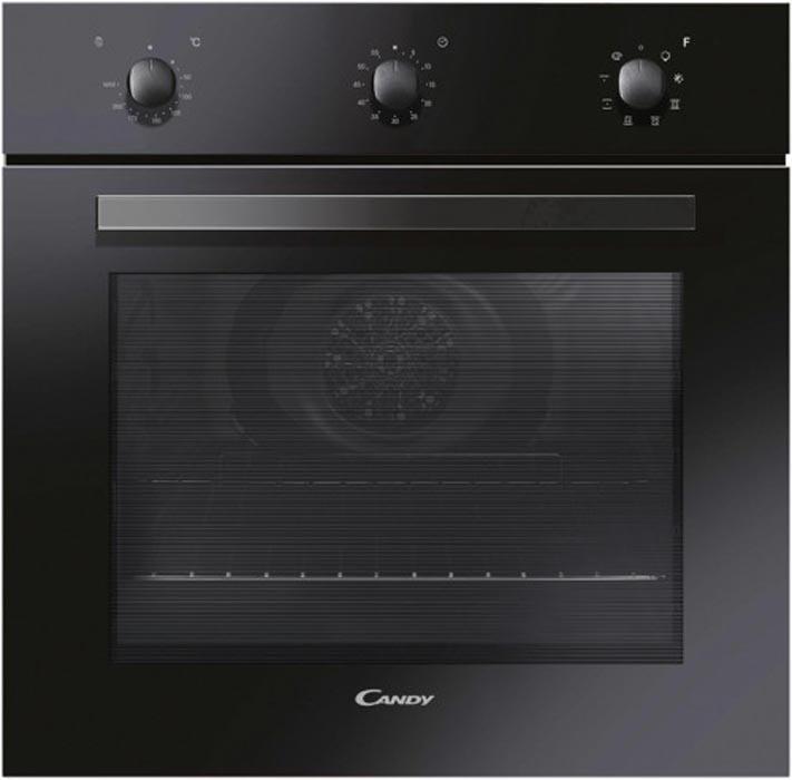 Встраиваемый духовой шкаф Candy FCP612N, черный