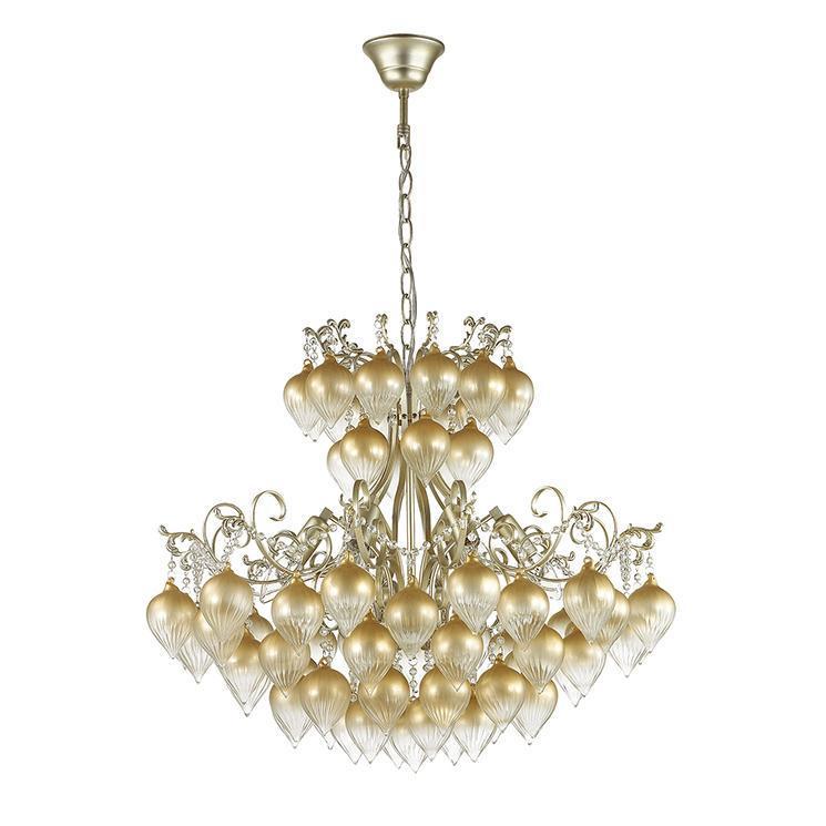 Подвесной светильник Odeon Light 3395/6, золотой светильник odeon light 2652 6