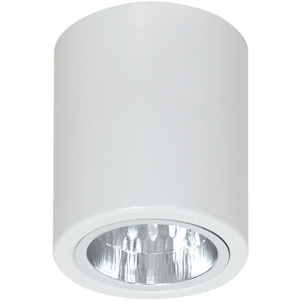 Потолочный светильник Luminex 7234, белый luminex 8705