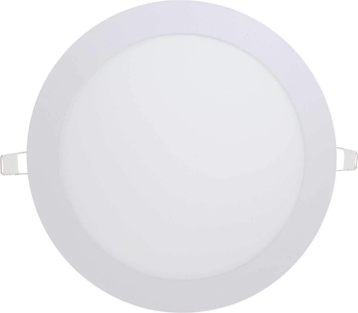 Встраиваемый светильник SmartBuy DL, SBL-DL-18-4K, белый