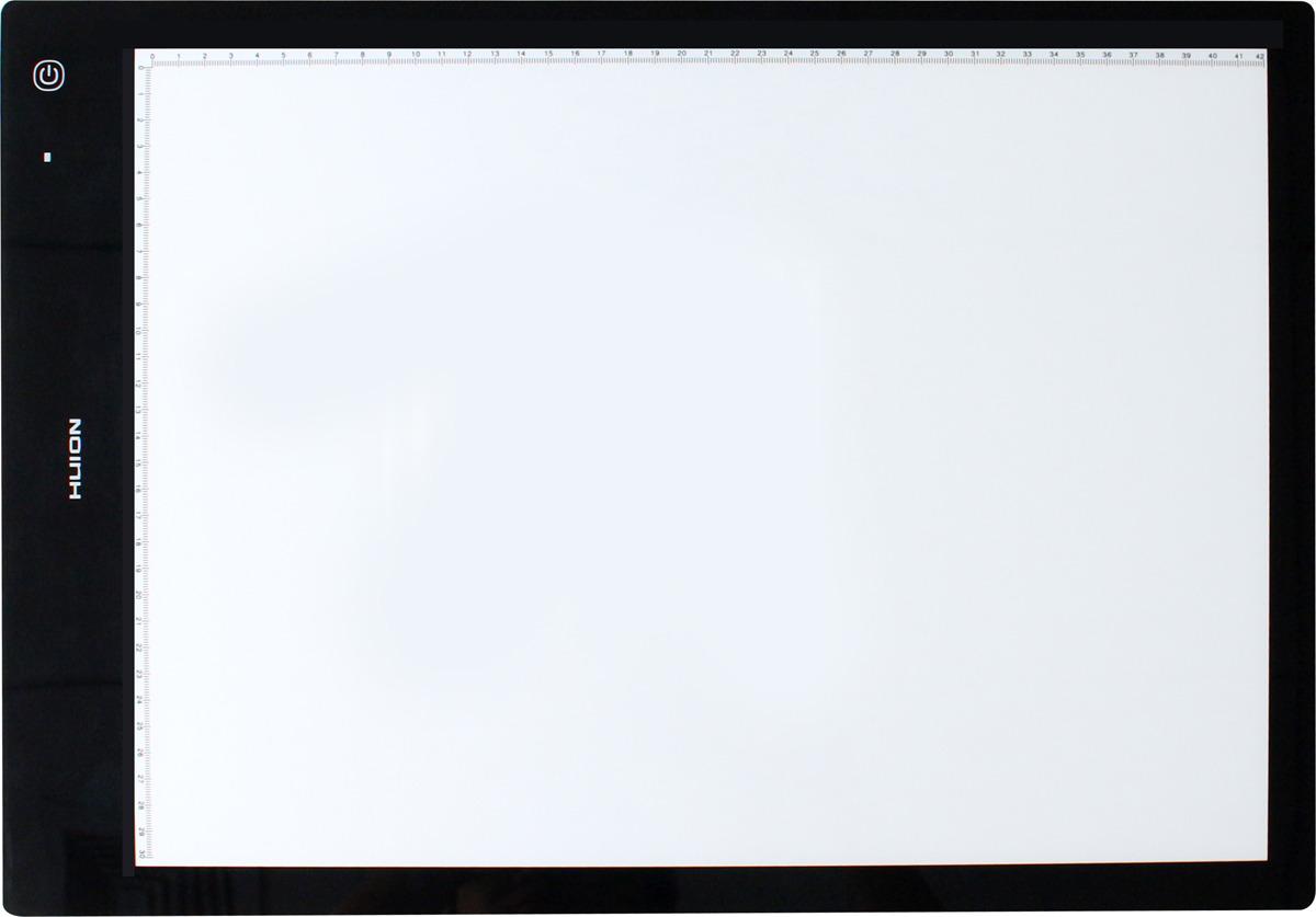 Светокопировальный планшет Huion LB3, черный