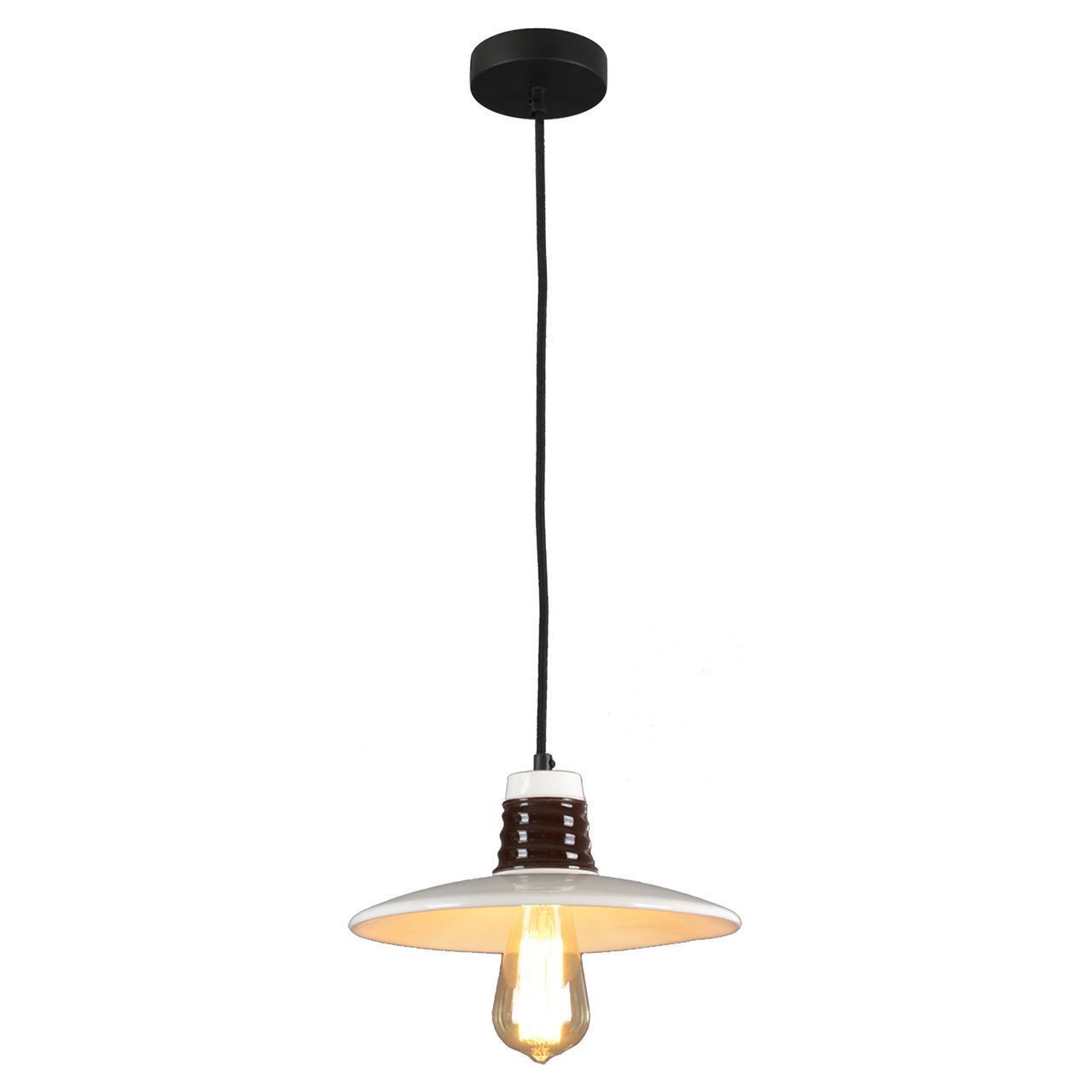 Подвесной светильник Lussole LOFT LSP-9918, белый цены