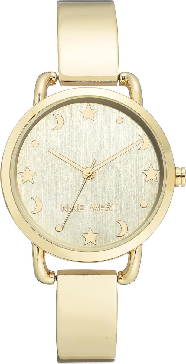 Наручные часы Nine West женские, золотой сумка nine west scale up 2015