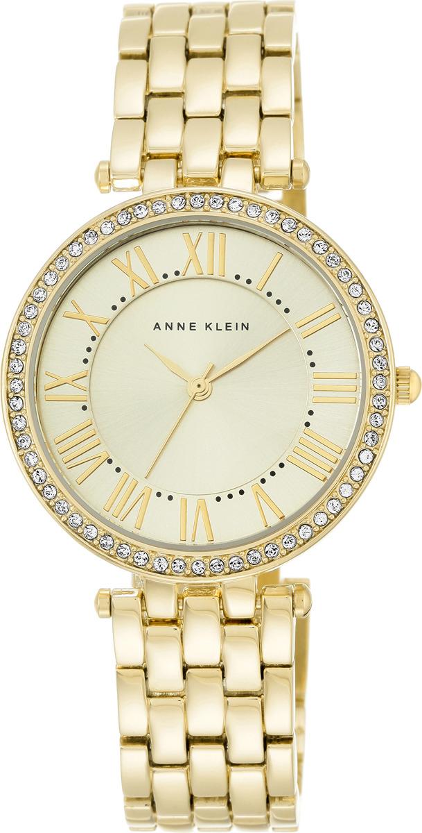 Наручные часы Anne Klein женские, золотой цена