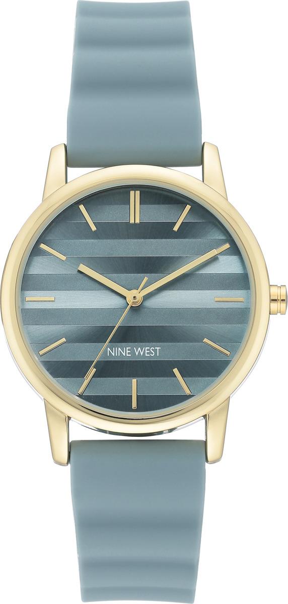 Наручные часы Nine West женские, голубой сумка nine west scale up 2015