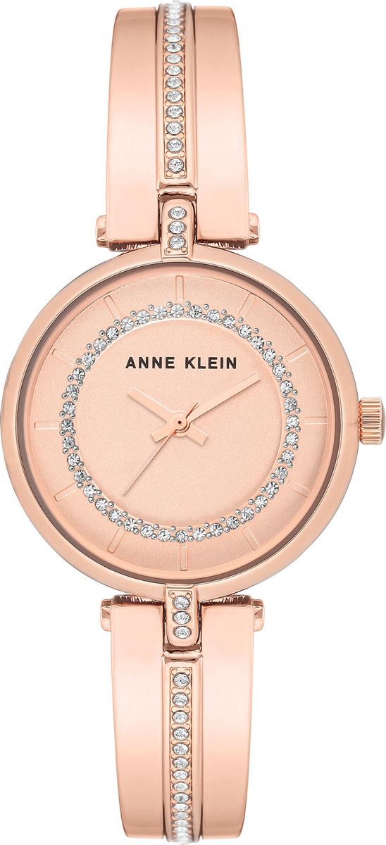 Наручные часы Anne Klein женские, розовый, золотой все цены